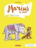 Erwin Moser - Marius le chat Tome 11 : Quel cirque !.