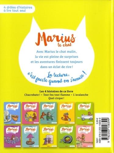 Marius le chat Tome 11 Quel cirque !
