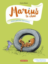 Erwin Moser - Marius le chat Tome 9 : Une petite farceuse.