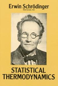 Statistical thermodynamics - Erwin Schrödinger | Showmesound.org