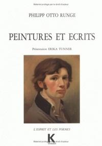Eryck de Rubercy et Liliane Brion-Guerry - Peintures et écrits.
