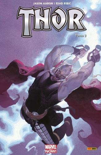 Thor (2013) T02. Le massacreur de dieux (II)