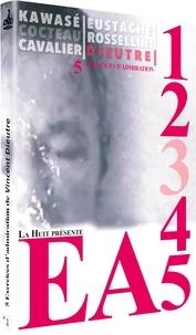La huit - 5 excercices d'admiration - Vincent Dieutre. 1 DVD