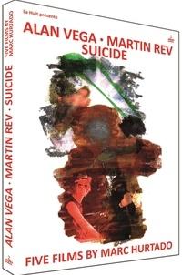 HURTADO - Alan Vega - Martin Rev - Suicide. 1 DVD