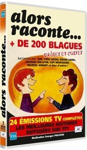 Marianne Mélodie Editions - Alors raconte... - + de 200 blagues drôles et cultes. 2 DVD