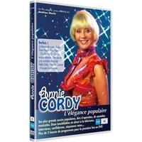 Marianne Mélodie Editions - Annie Cordy - L'élégance populaire. 1 DVD