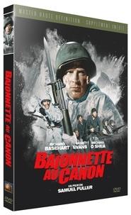 Samuel Fuller - Baïonnette au canon. 1 DVD