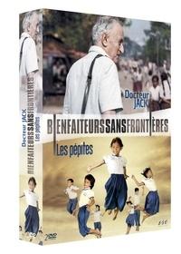 LANGE/HIROZ - Bienfaiteurs sans frontières - Docteur Jack ; Les pépites. 2 DVD