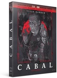 Clive Barker - Cabal - Nightbreed. 2 DVD