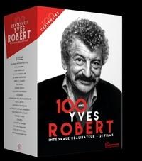 Yves Robert - Coffret centenaire Yves Robert. 26 DVD
