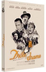 Marcel Carné - Drôle de dame. 1 DVD