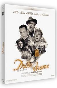 Marcel Carné - Drôle de drame - Bizarre, bizarre !. 1 DVD