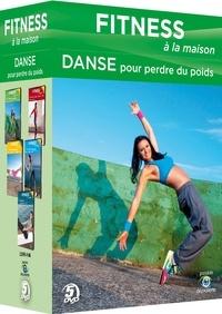 Divers - Fitness a la maison 1 - Danse pour perdre du poids. 5 DVD