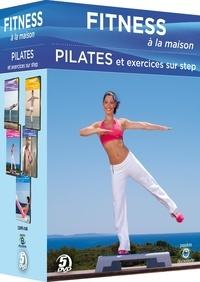 Divers - Fitness à la maison 2 - Pilates et exercices sur step. 5 DVD