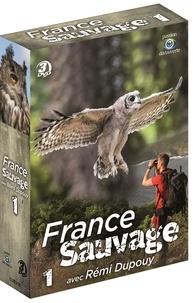 Passion Découverte - France Sauvage 1 - Avec Rémi Dupouy. 3 DVD