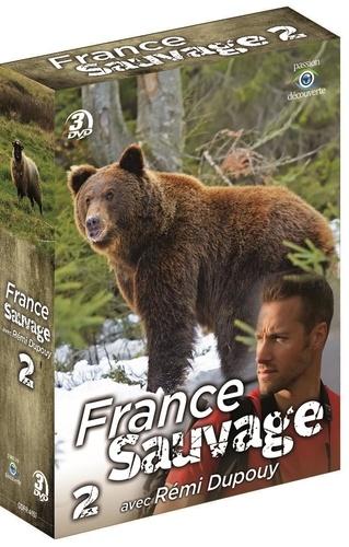 Dupouy - France sauvage 2 - Avec Rémi Dupouy. 3 DVD