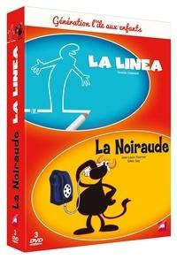 FOURNIER/CAVANDOLI - Génération l'île aux enfants - La linea ; La noiraude. 3 DVD