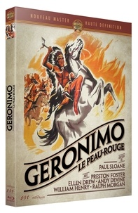 Paul Sloane - Geronimo le peau-rouge. 1 DVD