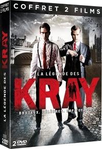 Zackary Adler - La légende des Kray. 2 DVD
