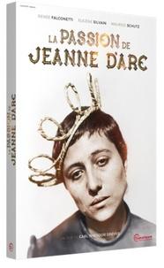 Carl Theodor Dreyer - La Passion de Jeanne d'Arc. 1 DVD