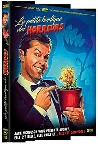 Roger Corman - La petite boutique des horreurs - Jack Nicholson vous présente Audrey, elle est belle, elle parle et... elle est carnivore !. 2 DVD
