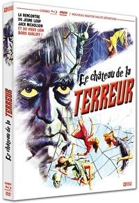 Roger Corman - Le château de la terreur. 2 DVD