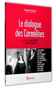 Raymond-Léopold Bruckberger et Philippe Agostini - Le dialogue des Carmélites. 1 DVD