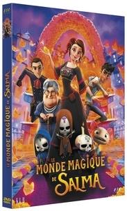 Carlos Gutiérrez Medrano - Le monde magique de Salma. 1 DVD
