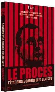 Splendor Films Editions - Le procès - L'état russe contre Oleg Sentsov. 1 DVD