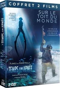 Factoris films Edition - Le temps d'une apnée ; Sur le toit du monde. 2 DVD