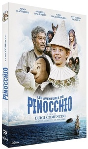 Luigi Comencini - Les aventures de pinocchio. 1 DVD