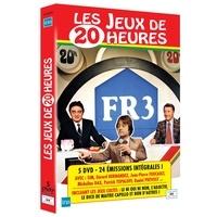 Marianne Mélodie Editions - Les grands moments des jeux de 20h. 5 DVD