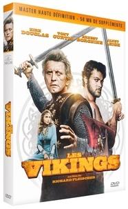 Richard Fleischer - Les vikings. 1 DVD