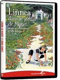 Christina Bjork - Linnea dans le jardin de Monet. 1 DVD