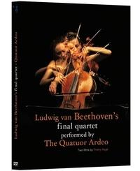Quatuor Ardeo - Ludwig van Beethoven's final quartet performed by The Quatuor Ardeo.