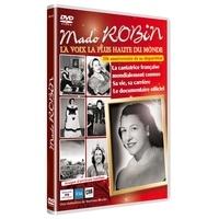 Marianne Mélodie Editions - Mado Robin - La voix la plus haute du monde. 1 DVD