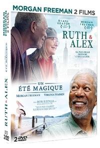 Factoris films Edition - Morgand Freeman coffret 2 films - Ruth et Alex ; Un été magique.