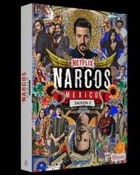 Escalante - Narcos Mexico - Saison 2. 4 DVD