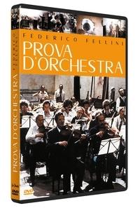 Federico Fellini - Prova d'orchestra. 1 DVD
