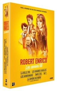 Enrico - Robert Enrico. 6 DVD