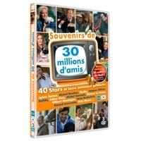 Marianne Mélodie Editions - Souvenirs de 30 millions d'amis. 3 DVD
