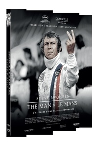 Clarke - Steve McQueen : The man & Le Mans. 1 DVD