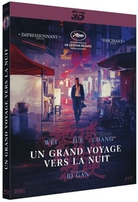 Bi Gan - Un grand voyage vers la nuit. 1 DVD