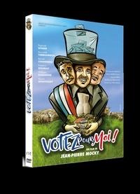 Jean-Pierre Mocky - Votez pour moi. 1 DVD