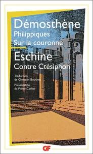 Eschine et  Démosthène - .