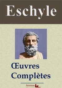 Eschyle et Alexis Pierron - Eschyle : Oeuvres complètes.
