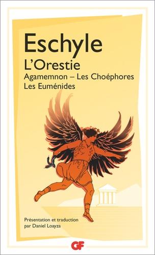 L'Orestie - Eschyle - Format PDF - 9782081407039 - 9,49 €