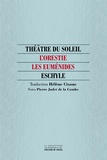 Eschyle - L'Orestie - Les Euménides.