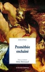 Eschyle - Prométhée enchaîné.