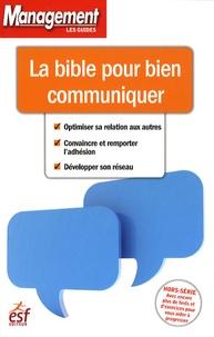 ESF - La bible pour bien communiquer.